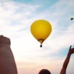 10 Neva-aero balloon flights in St.Petersburg