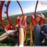 12 DIVO island amusement park in St.Petersburg
