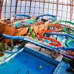2 PITERLAND aquapark in St.Petersburg
