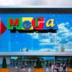 8 MEGA shopping centers